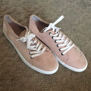 New! Calvin Klein pink shoes